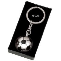 Crown-Leather Key Ring</br>KF027